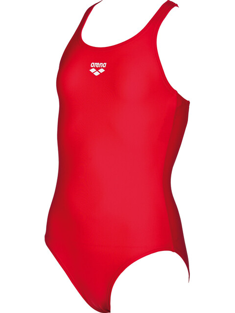 arena Dynamo One Piece Swimsuit Girls red